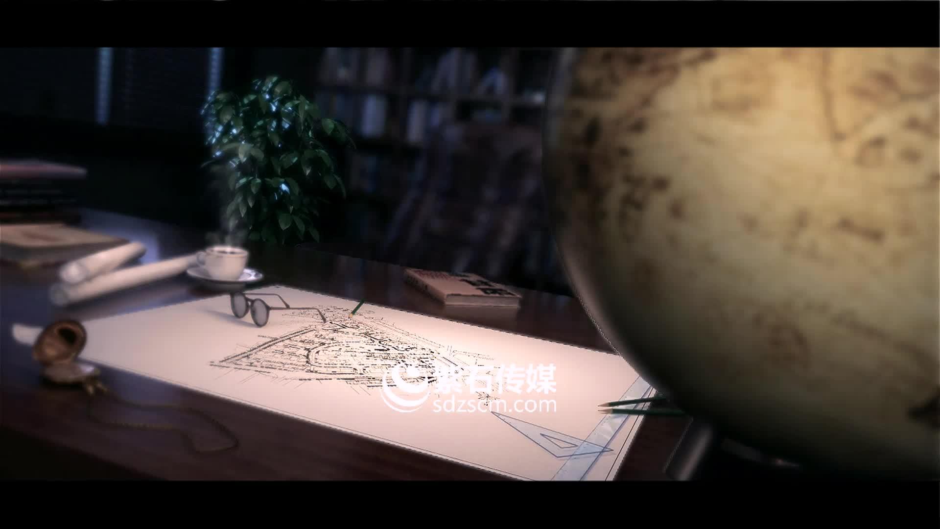 企业宣传片制作是主要以叙述为主的短片